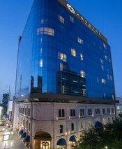 Fachada Hotel Krystal Monterrey Monterrey