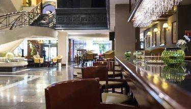 Lobby Bar Hotel Krystal Monterrey Monterrey