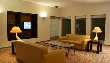 Business center Hotel Krystal Monterrey Monterrey