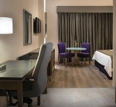 Quarto Hotel Krystal Monterrey Monterrey