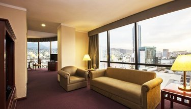 Quarto master Hotel Krystal Monterrey Monterrey