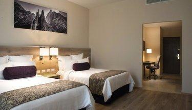 Quarto duplo Hotel Krystal Monterrey Monterrey