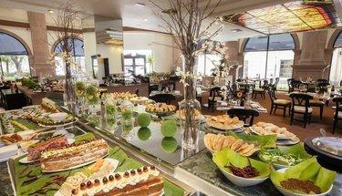 Cafe Flores Hotel Krystal Monterrey Monterrey