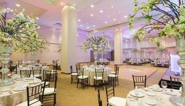 Banquete Hotel Krystal Monterrey Monterrey