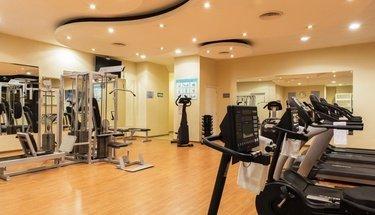 Gym Hotel Krystal Monterrey Monterrey