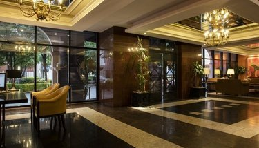 Lobby Hotel Krystal Monterrey Monterrey