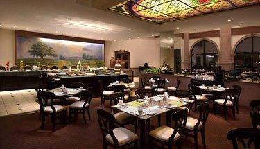 Restaurante Hotel Krystal Monterrey Monterrey